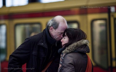 by Ohad Zwigenberg, Train Station, Berlin, Germany