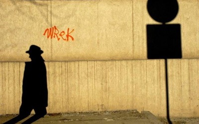 'Agent Wrek' by Cristian Munteanu, Bucharest, Romania, February 2011