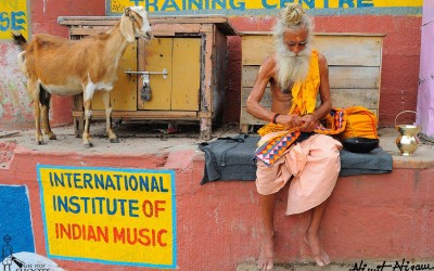 'International Institute of Indian Music' by Nimit Nigam, Varanasi, India, 2013