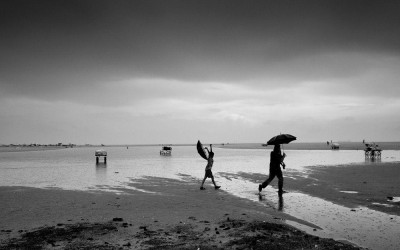 'Rains' by Ramesh Raja, India