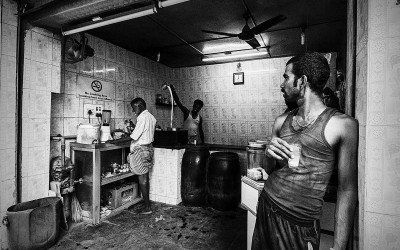 'Tea Shop' by Madhusudanan Parthasarathy, India