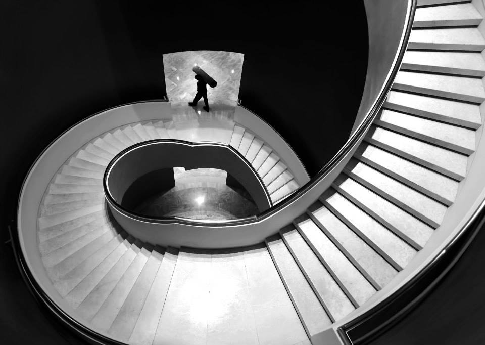Henry Wong stair