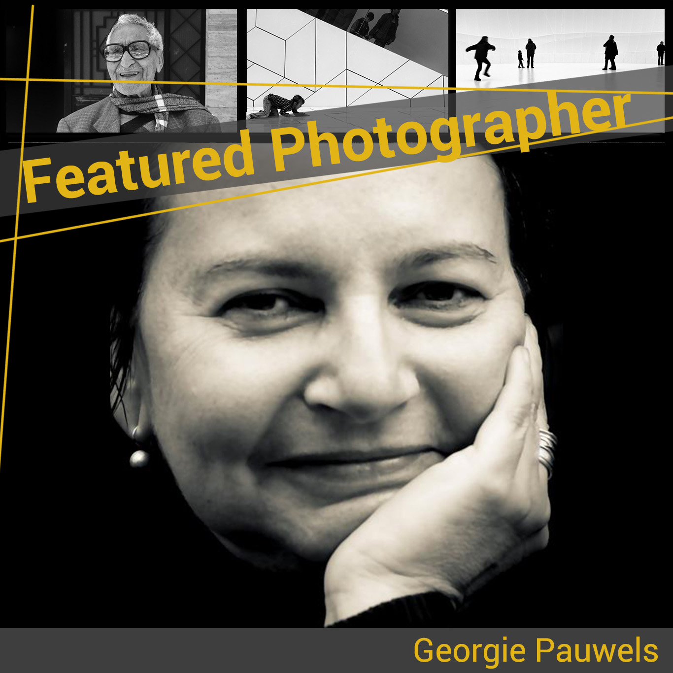Templatet Featured Photographer