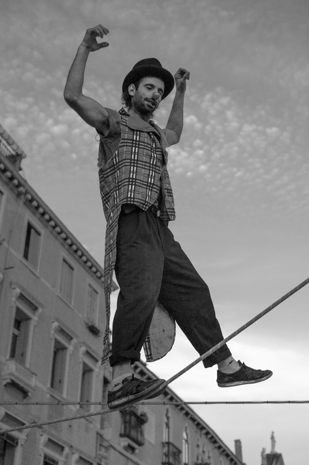 9 An Act. Venice, Italy. Adam Marelli