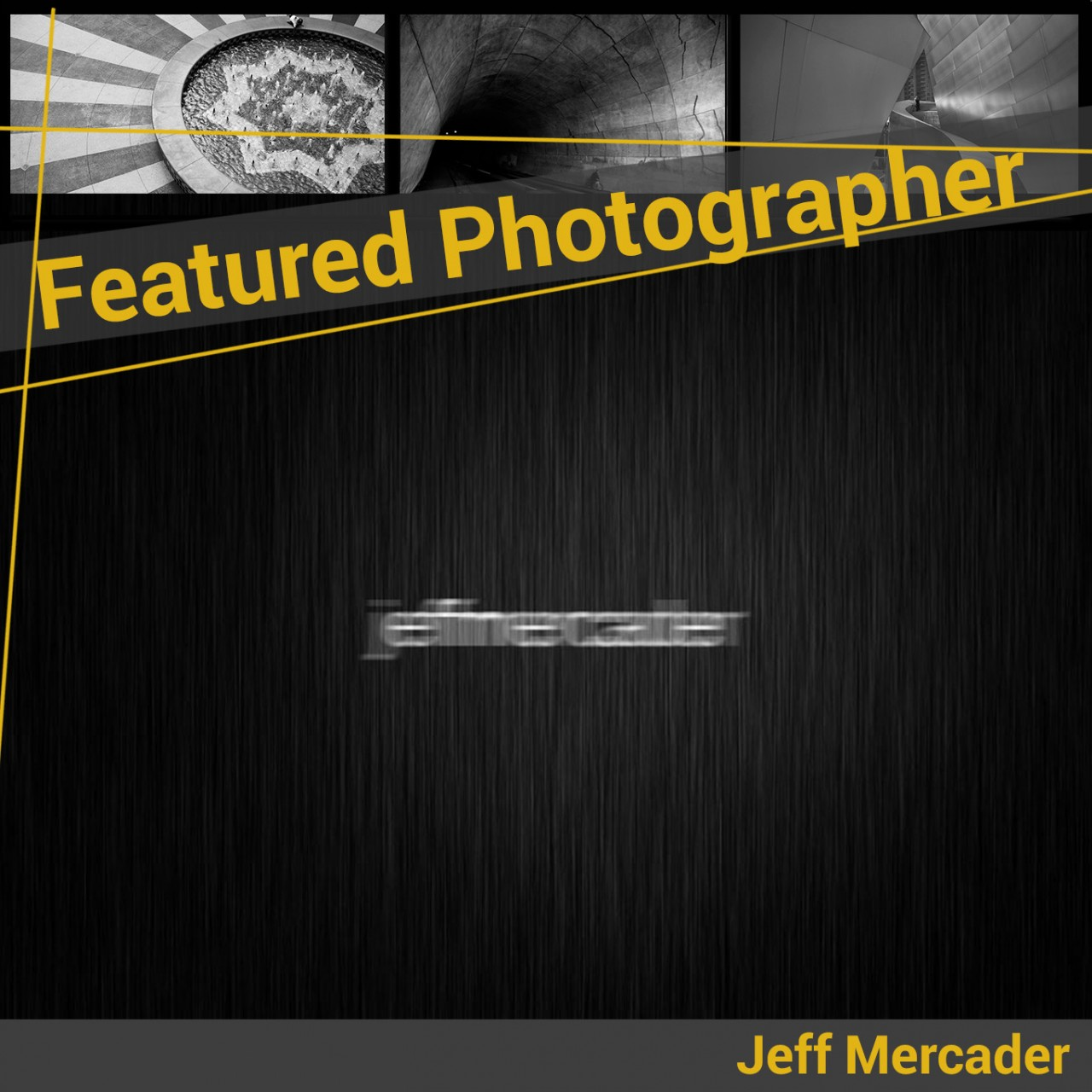 Templatet Featured PhotographerJM