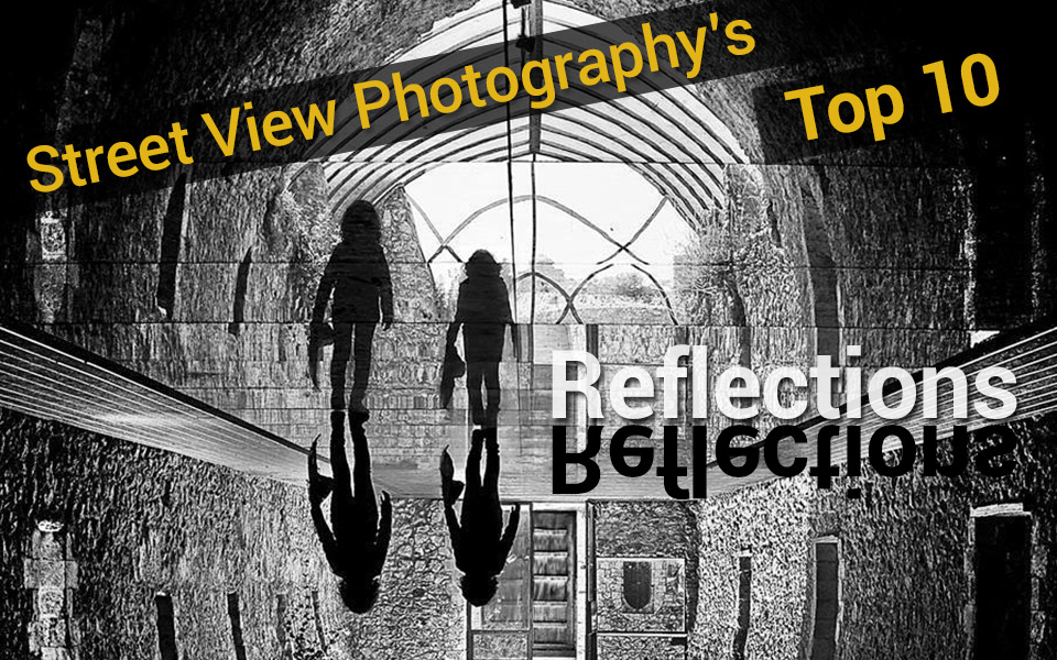 how to create reflection photography