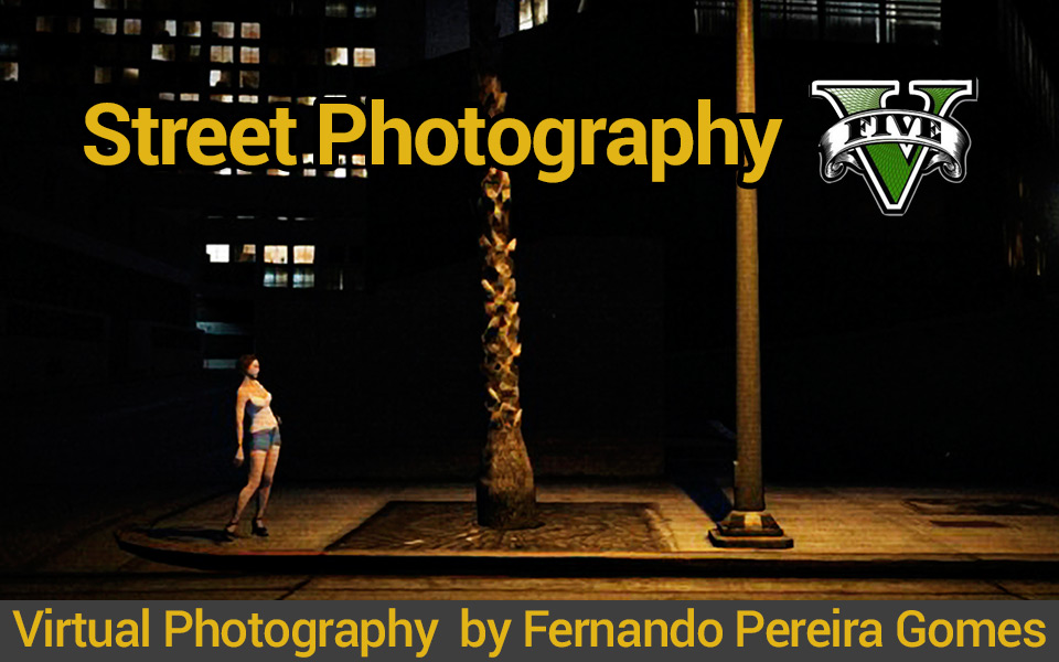 Street Photography V - Virtual Photography