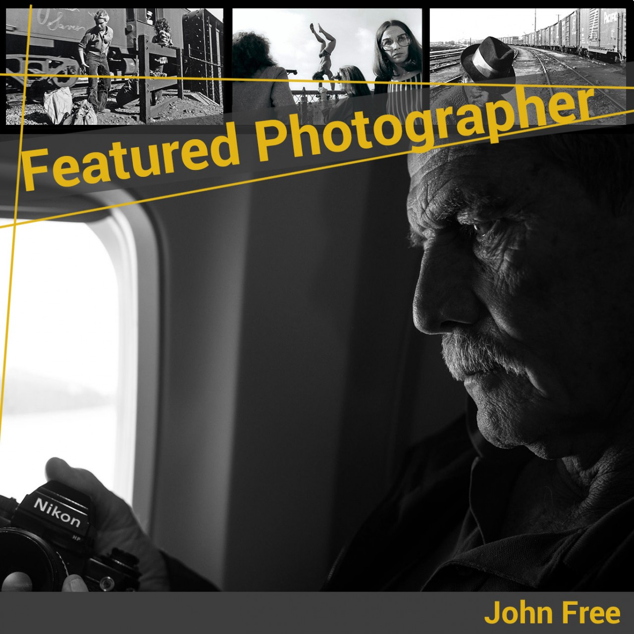 Templatet Featured PhotographerJF