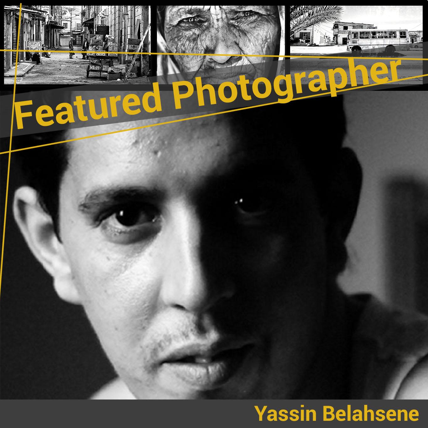 Templatet Featured PhotographerYB
