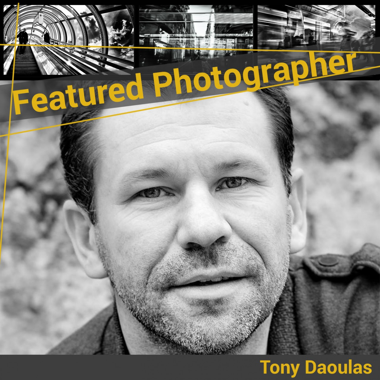 Templatet Featured Photographertd
