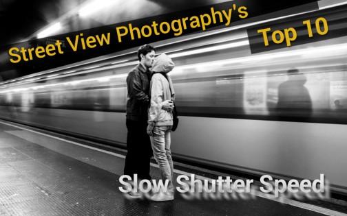 Slow Shutter Speed