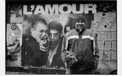 'L'amour ?' by Marie-Pierre Lambelin, Paris, France, 2013