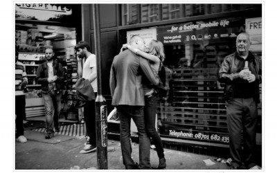 'West-End London' by Cyril Jayant, London, UK