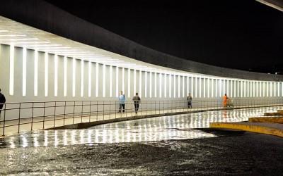 'Lluvia en el aeropuerto Benito Juárez' by Camila Andrea, Mexico
