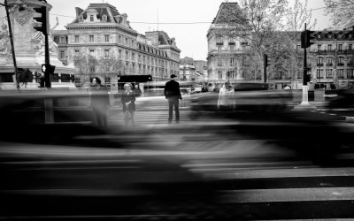 'Arrêt public' by Tony Daoulas Photographie, Paris, France, 2013