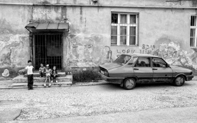 'Joyride' by Brânda Mircea, Sighisoara, Romania, 2013